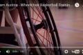Team Austria - Rollstuhlbasketballtraining 2016